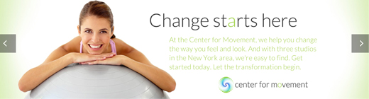 Center for Movement Pilates
