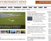 nj environment news, gattuso media design, new jersey