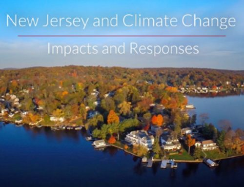 New Jersey and Climate Change