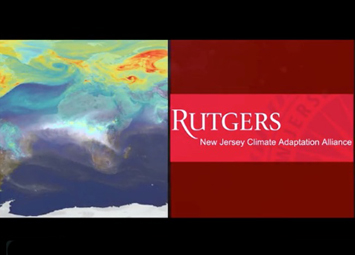 Rutgers climate change video, Gattuso Media Design