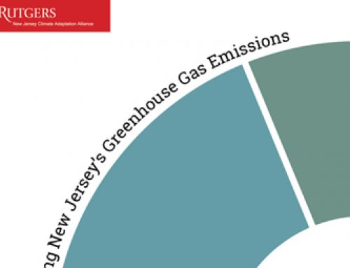 Infographic: Reducing New Jersey's Greenhouse Gas Emissions