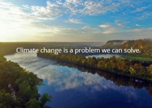 Climate change is a problem we can solve, Rutgers video