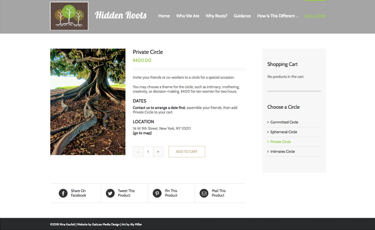 Hidden Roots Private Circle